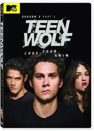 DVD Review - Teen Wolf: Season 3 - Part 2