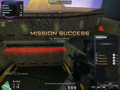 Indonesia Crossfire game