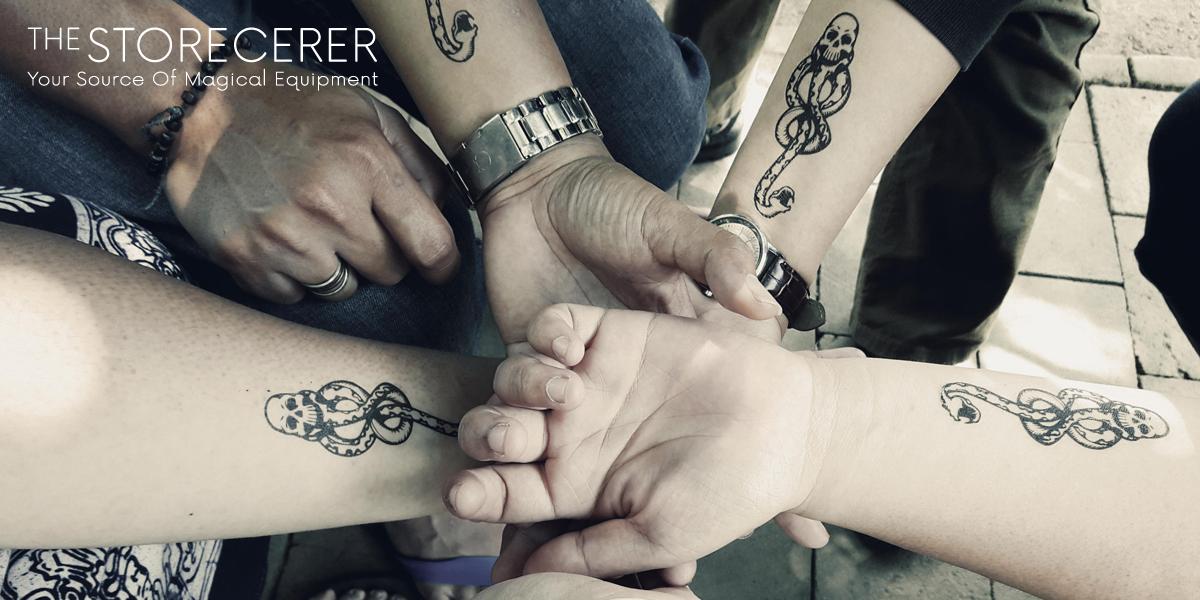 tattoo dark mark