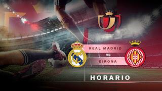 ماتش ريال مدريد جيرونا بث مباشر