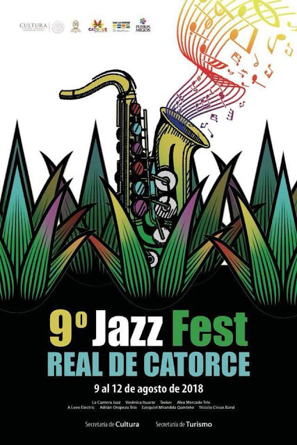 jazz fest real de catorce 2018