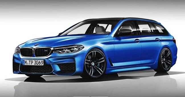 2019 Bmw M5 Touring Specifications Bmw Redesign