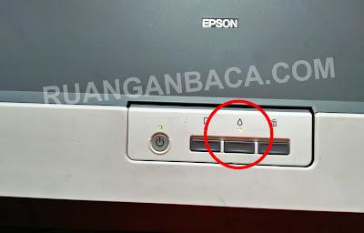Memperbaiki Printer Epson Lampu Tinta Menyala Terus Menerus