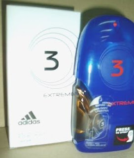 Adidas 3 Extreme Pour Lui for men