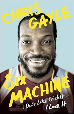 Download Free Six Machine: I Don't Like Cricket... I Love it by by Chris Gayle Book PDF