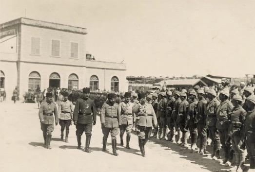 Wajah Sebenar Tentera Khalifah Uthmaniyah