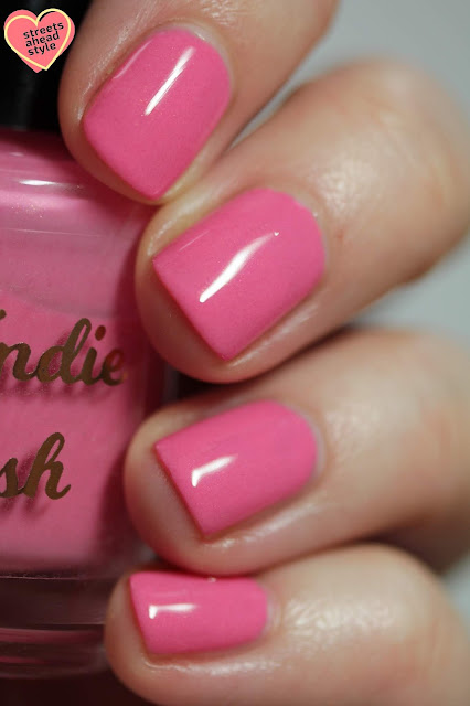 My Indie Polish You're Tulip Much swatch by Streets Ahead Style