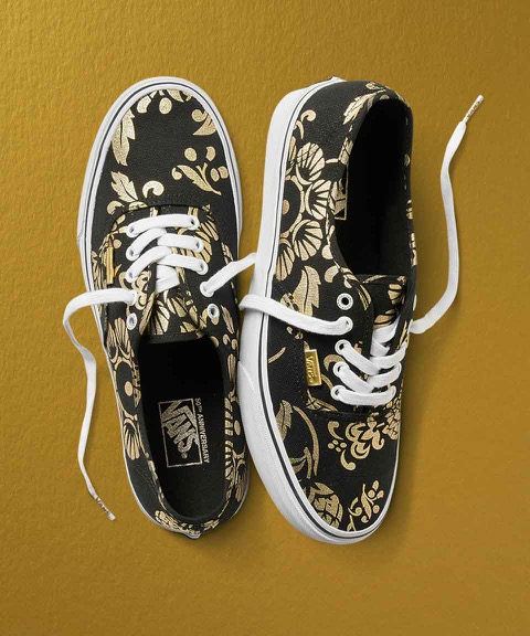 d0af3d9615 VANS 50TH ANNIVERSARY GOLD PACK