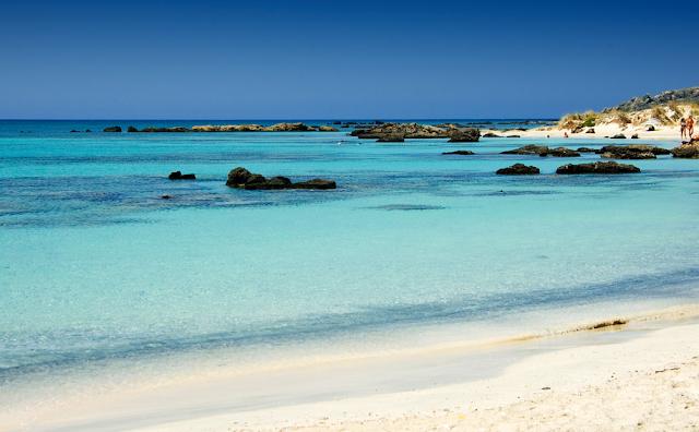 sunshine holidays in Crete, Greece