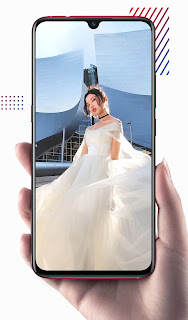 Vivo X23 Front in Hand