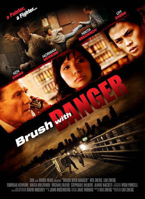 Brush With Danger 2014 DVD R1 NTSC Sub