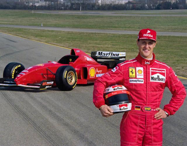 Schumacher el Kaiser