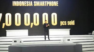 Asus Klaim Telah Berhasil Menjual 7 Unit Smartphone Di Indonesia