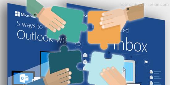 Aplicaciones de Hotmail para sus teléfonos