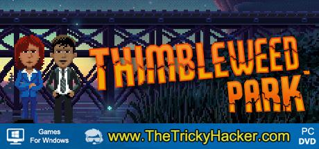 Thimbleweed Park Free Download Full Version Game PC