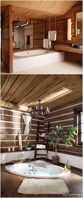 Cozy Bathroom 3