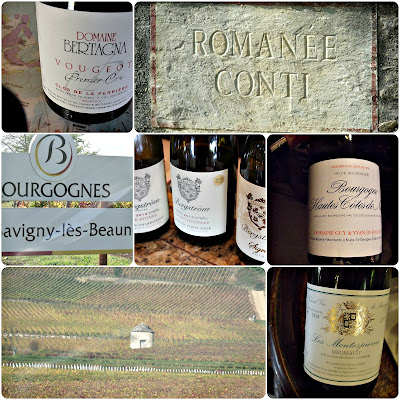 Bordeaux to Burgundy wine tours to include Romanee Conti