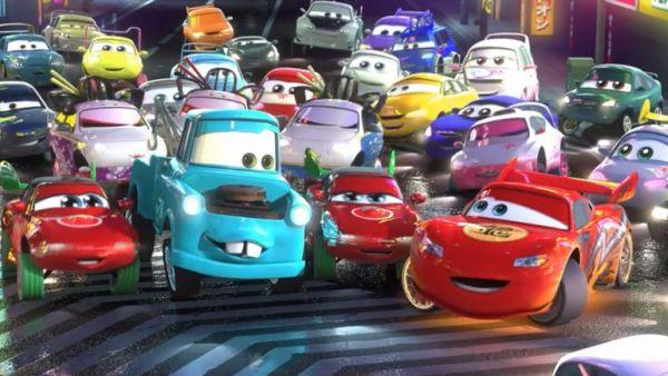 Cars Toons Tokyo Mater Drift King