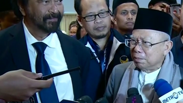 Kunjungi Ponpes Langitan, NasDem Sebut Haram Politisasi Agama