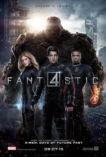 Novo filme do quarteto fantastico 2015