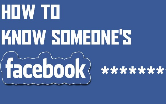 How to see someones facebook