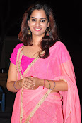 Nanditha raj glamorous at savitri movie event-thumbnail-6