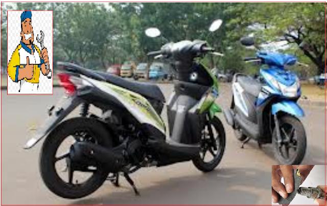 Cara Mengatasi Honda BeAT Fi Mogok Mendadak dijalan