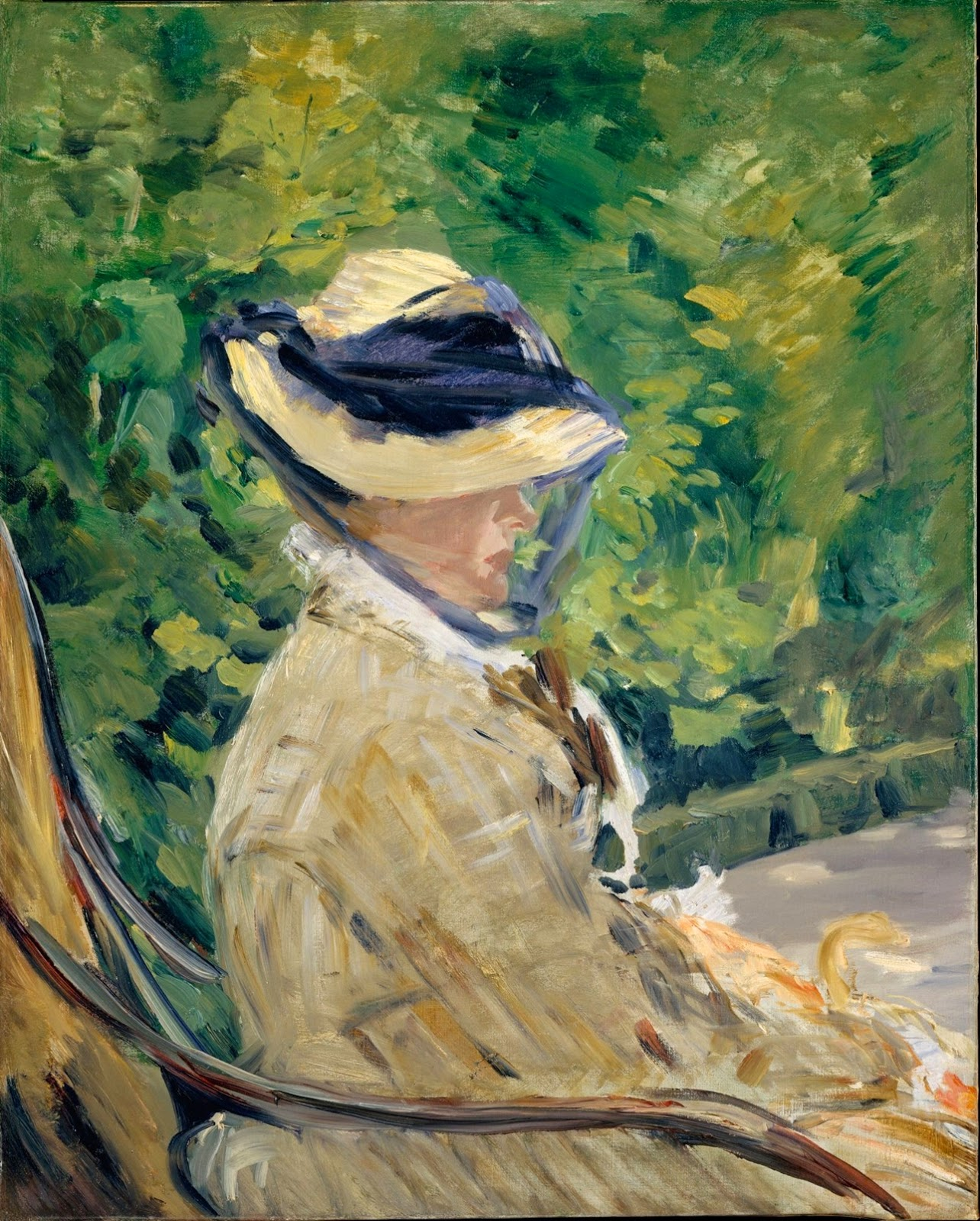 art edouard manet (the following biography was written by lisa macdonald especially for the artchive) edouard manet was born into the ranks of the parisian bourgeoisie on january 29.