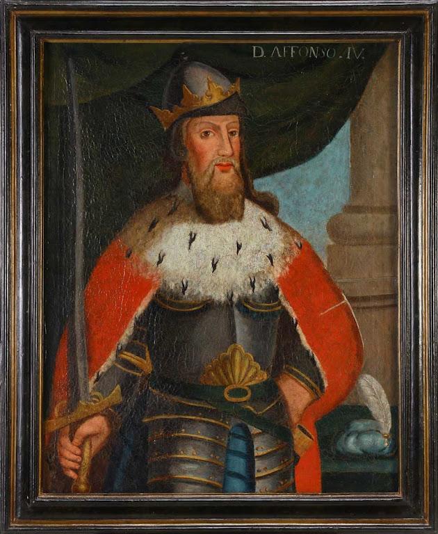 Dom Afonso IV, rei de Portugal
