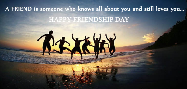 Happy Friendship Day Facebook Cover Photos