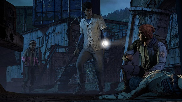 The Walking Dead A New Frontier Complete Season PC Free Download Screenshot 2