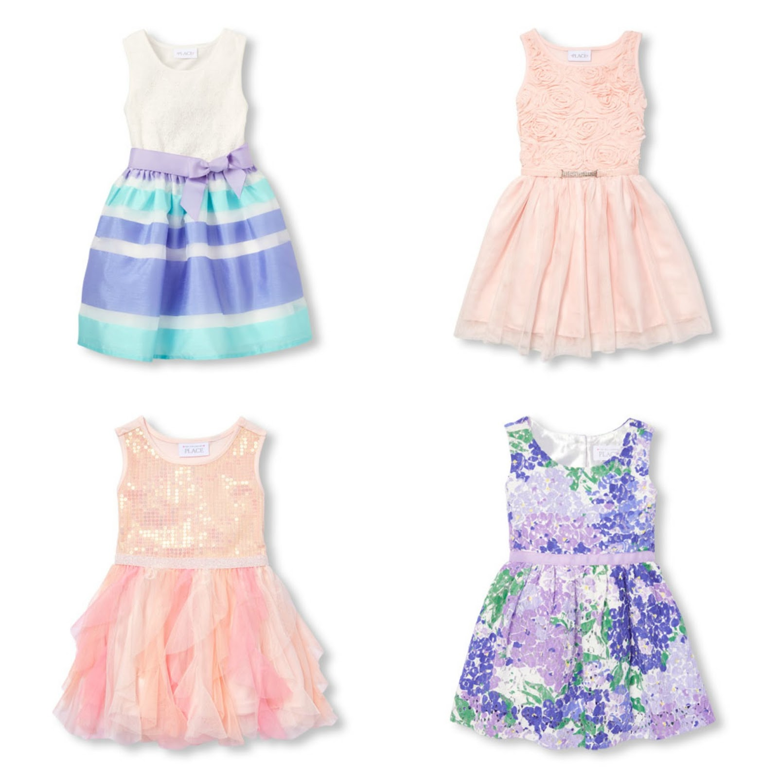 681b8af541c27 Today at The Children s Place you can save 50% off Easter dresses for girls  and handsome clothes for boys! The dresses start at only  15 and shipping  is ...