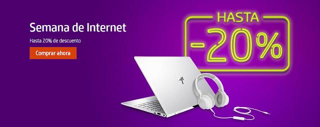 Top 10 ofertas Semana de Internet de la HP Store