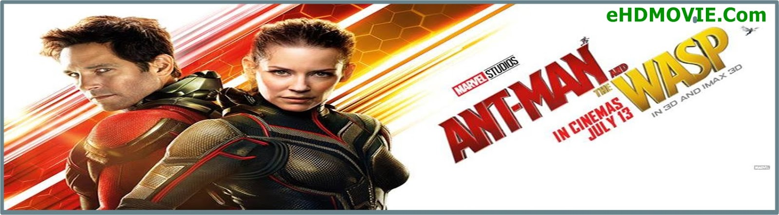 Ant-Man and the Wasp 2018 Full Movie Dual Audio [Hindi – English] 1080p - 720p - HEVC - 480p ORG WEB-DL 350MB - 550MB - 900MB - 1.7GB ESubs Free Download