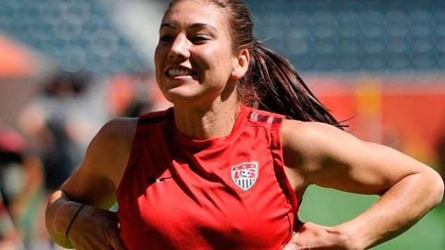 10 Pemain Sepakbola Wanita Paling Cantik Dunia