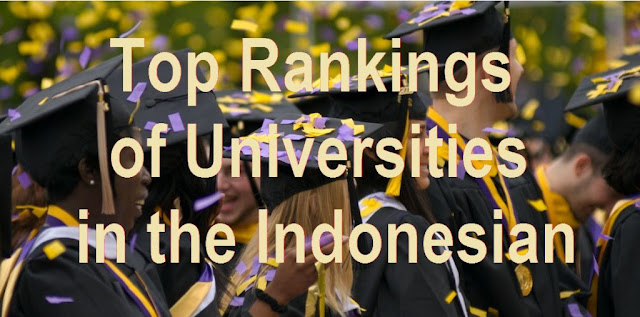 Daftar Peringkat Universitas Terbaik Indonesia versi webometrics