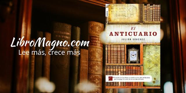 """""""El Anticuario"""" - Julián Sánchez"""""""