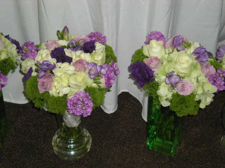 Wedding Flowers And Gifts: A Special Touch Flowers And Gifts: Diane's Wedding