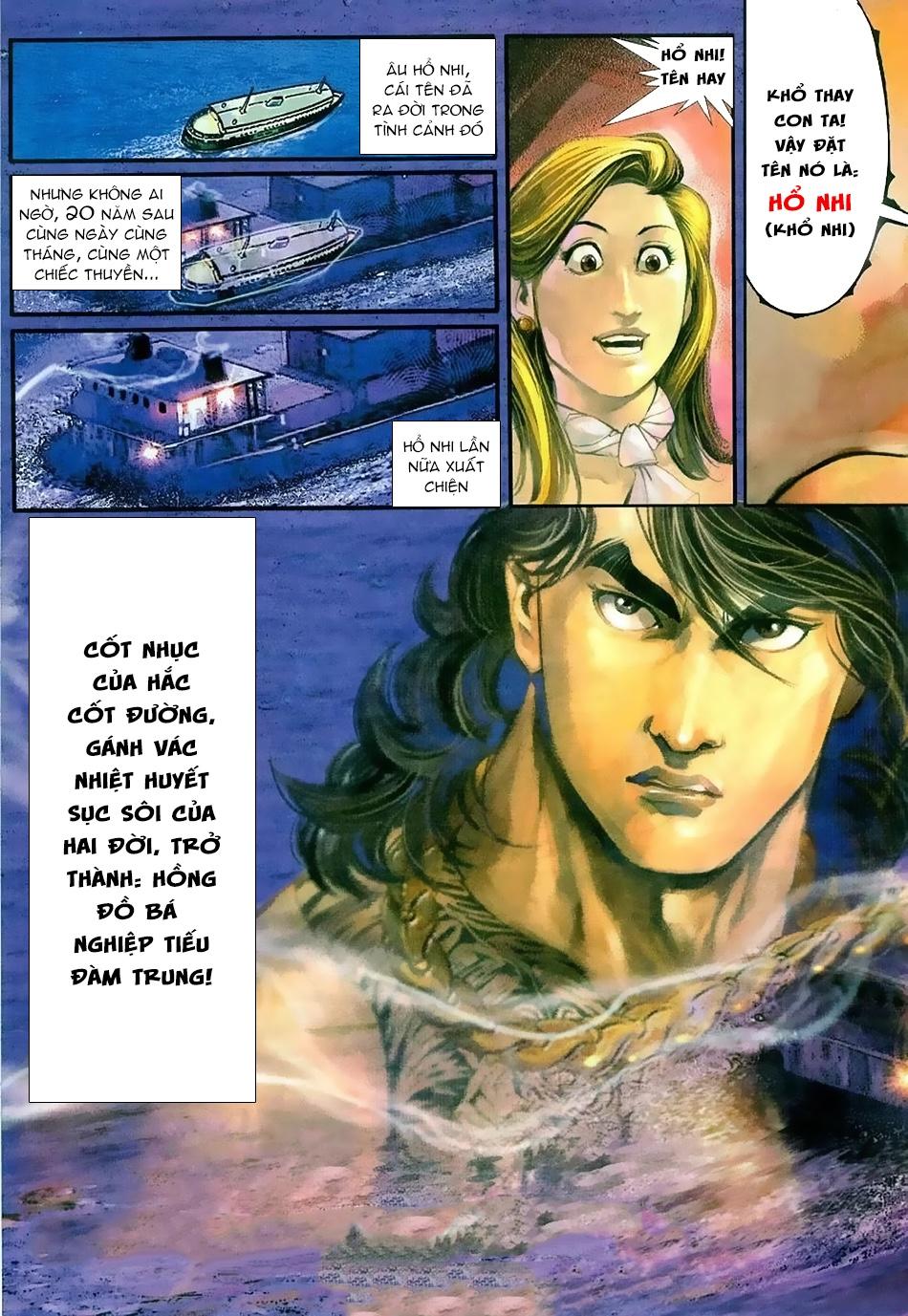 Hỏa Hồng Niên Đại Hắc Cốt Đường Chap 114 - Trang 13