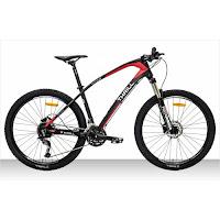 Sepeda Gunung Thrill Ravage 4.0 AG 2017 27,5 Inci