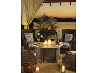 tommy bahama island estate fire pit
