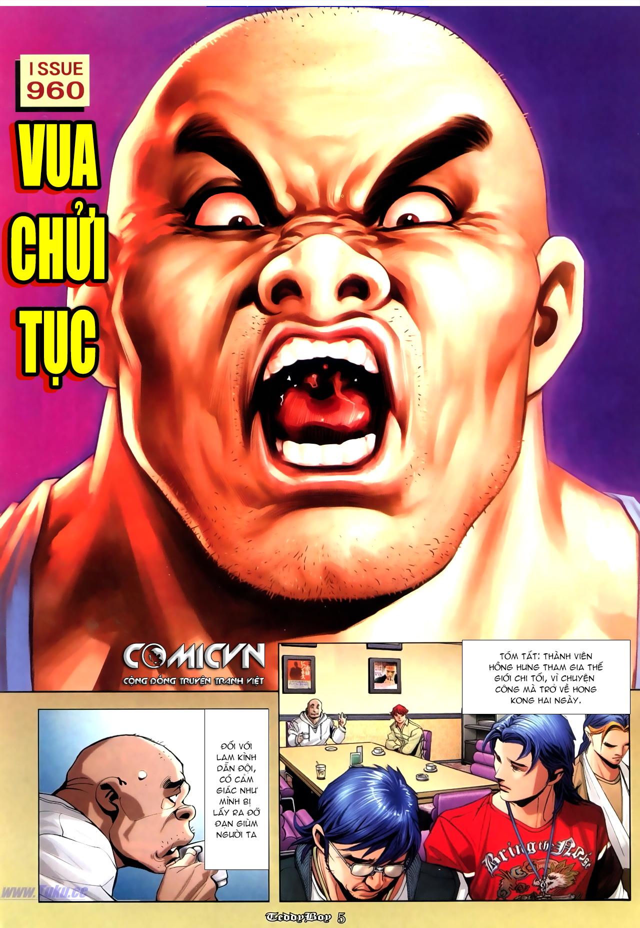 Người Trong Giang Hồ Chap 960 - Truyen.Chap.VN