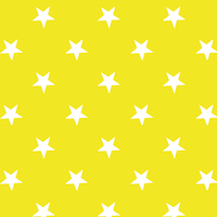 free yellow star pattern