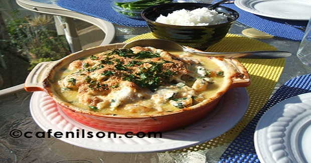Cajun Catfish And Shrimp Casserole Recipe