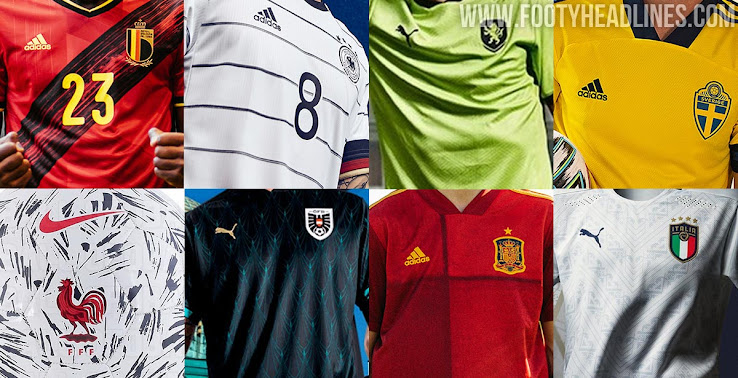 England World Cup Jersey 2020.Euro 2020 Kit Overview All Leaks Info Footy Headlines