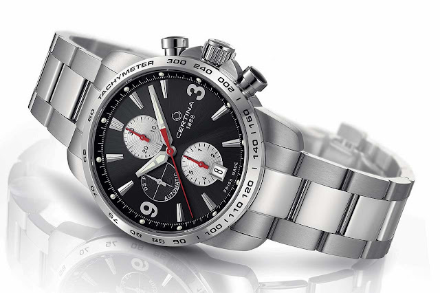 Certina DS Podium Chronograph – Automatic steel