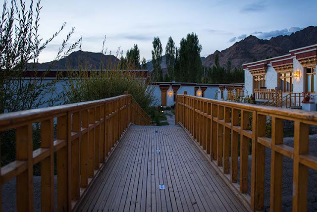 saboo resort leh best price