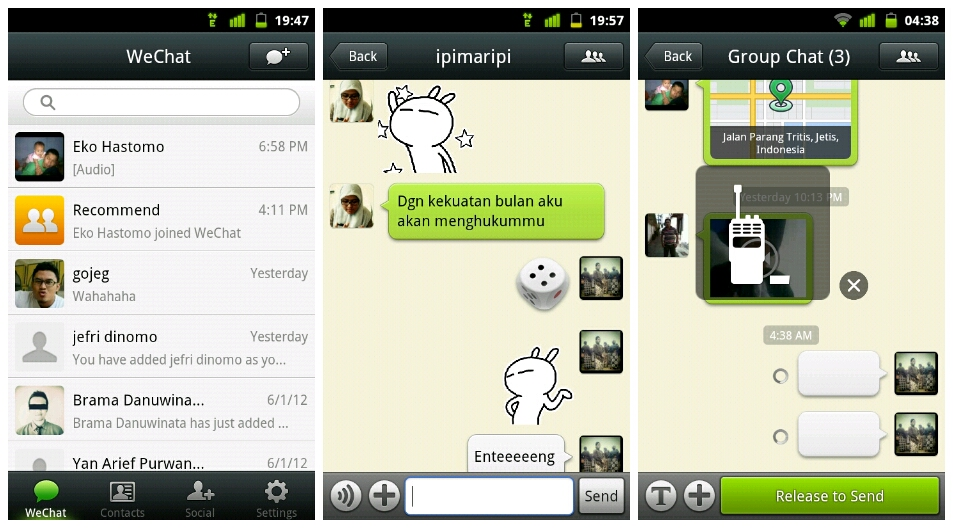 Free download aplikasi chat untuk hp java – support and downloads.