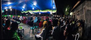 <b>Hadir di Jatibaru Barat, Arus Dukungan ke Lutfi-Feri Terus Mengalir </b>