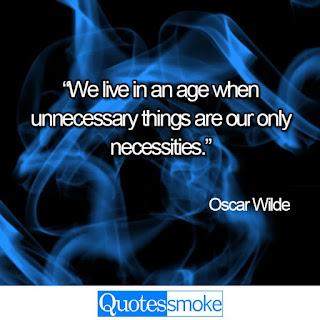 Oscar Wilde Wisdom Quotes